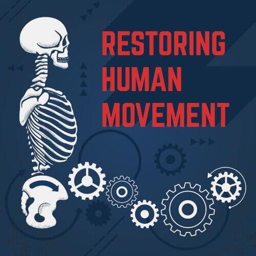 Podcast Interview: Dr. Lovich with the Restoring Human Movement Podcast