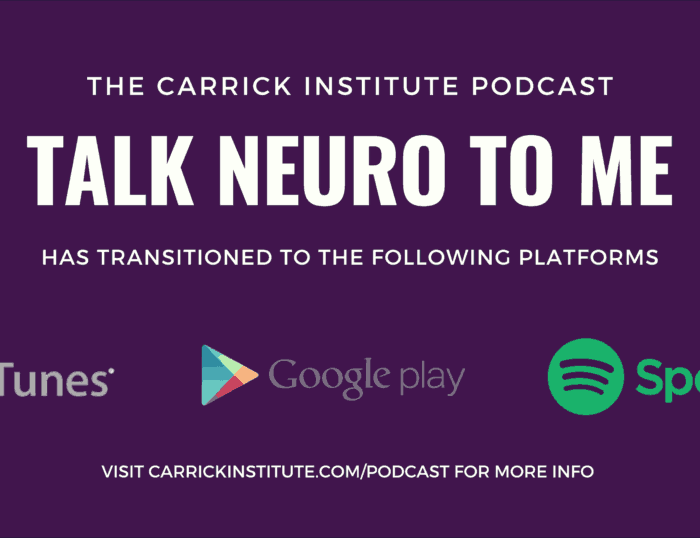 Podcast Interview: Dr. Lovich with The Carrick Institute
